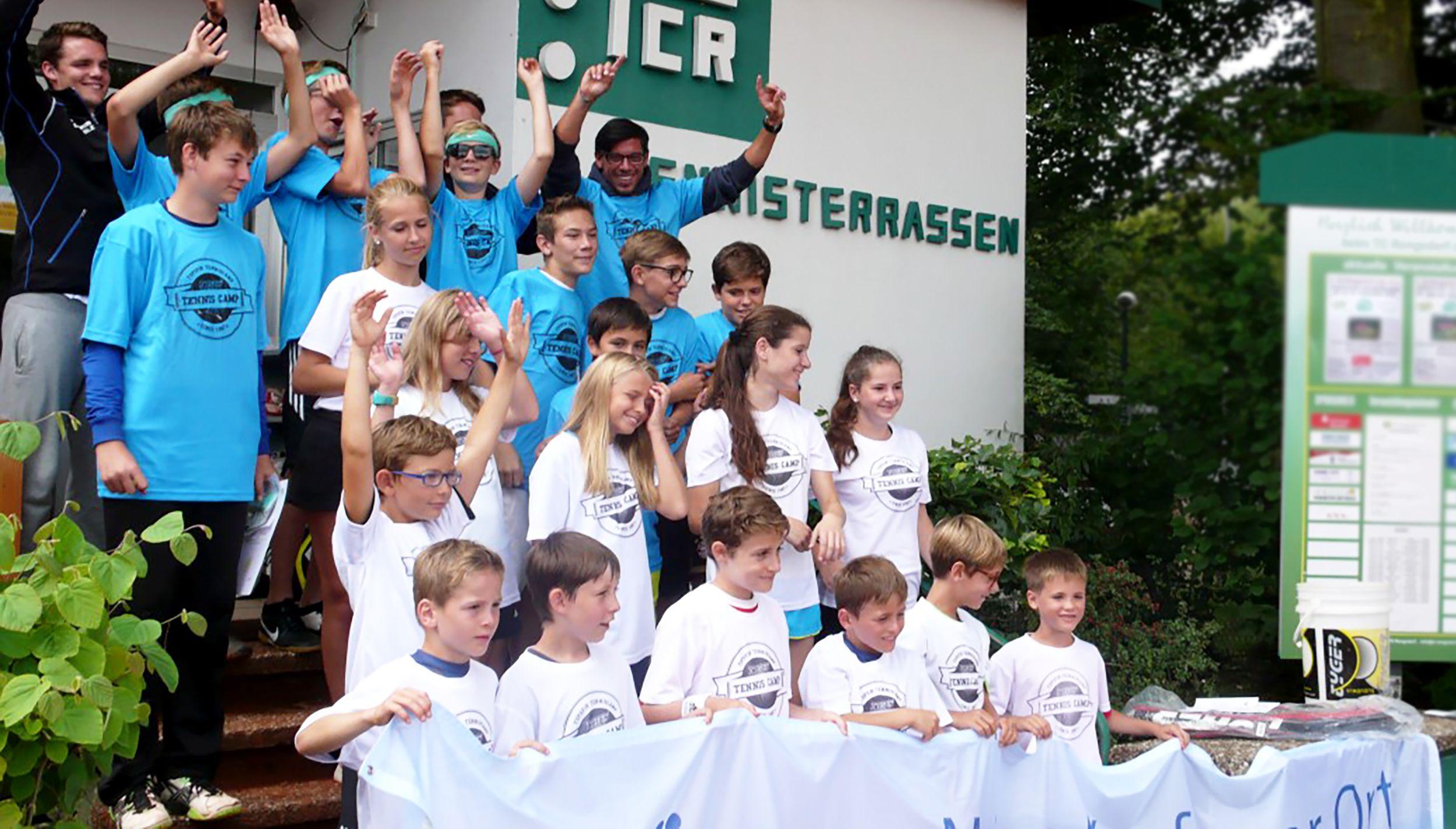 jaja Tennis- & Fun-Camps