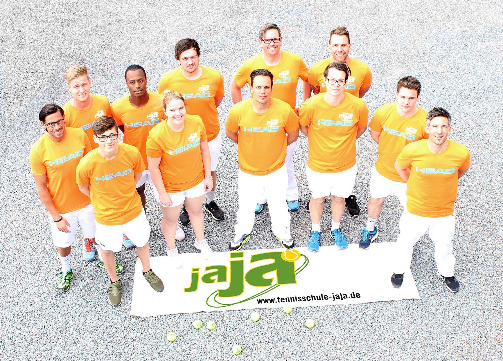 Das jaja-Team